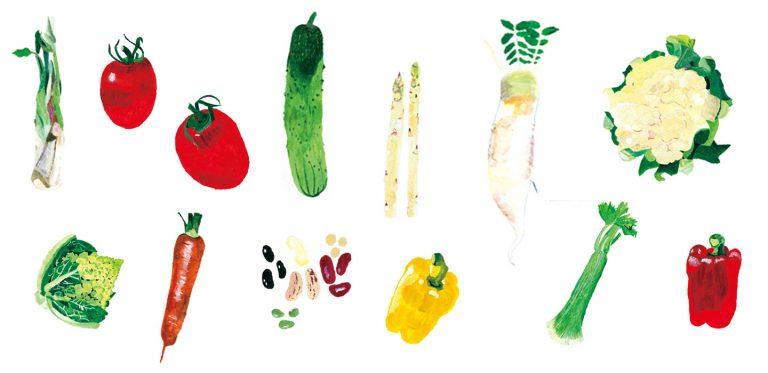 akimco野菜