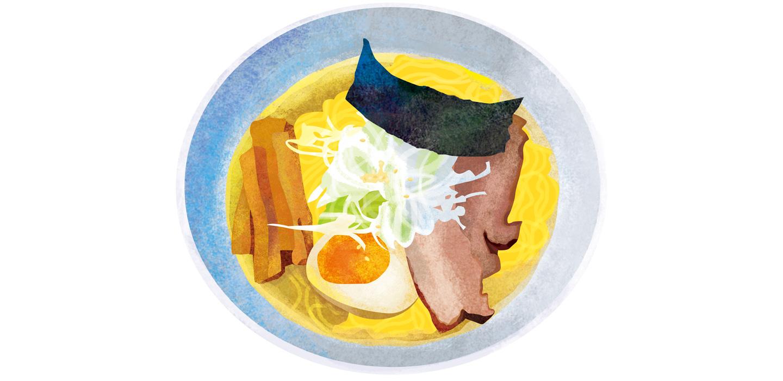 北海道食のパンフレット01